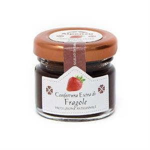 STRAWBERRIES JAM 28 G.