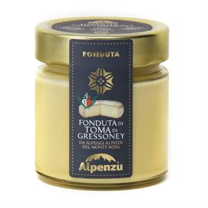 FONDUE WITH GRESSONEY TOMA 230 G.
