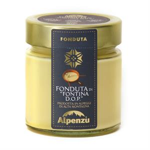 FONDUE WITH ALPINE FONTINA P.D.O. 230 G.