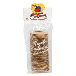 TRADITIONAL AOSTA VALLEY TEGOLE BISCUITS 200 GR.