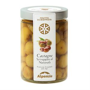 CHESTNUTS IN BRINE (AU NATUREL) 650 GR.