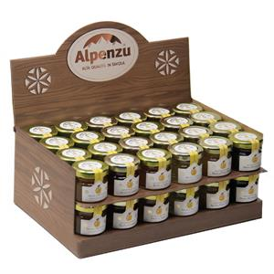 DISPLAY BOX FOR HONEY 28 G. 48 PIECES