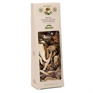 MIXED DRIED MUSHROOMS GR. 100