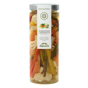 MIXED VEGETABLES SWEET AND SOUR 1000 G.
