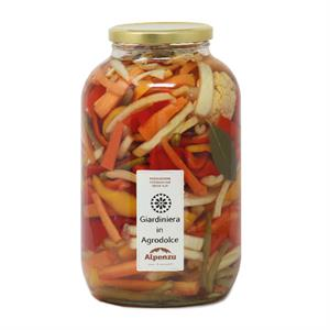 MIXED VEGETABLES SWEET AND SOUR 4250 G.