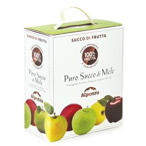 PURO SUCCO DI MELA 100% ML.3000 bag in box