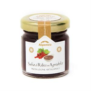 SWEET AND SOUR RED CURRANTS CHUTNEY 40 GR
