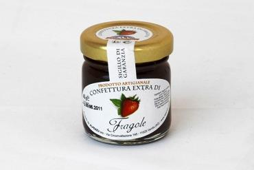 STRAWBERRIES JAM 40 GR.