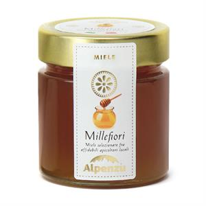 MULTIFLOWER ITALIAN HONEY 300 G.
