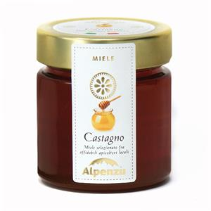 CHESTNUT ITALIAN HONEY 300 G.