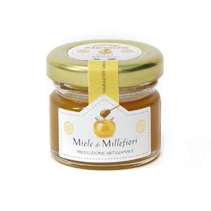 MULTIFLOWER ITALIAN HONEY 28 G.