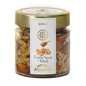 DRIED FRUITS IN ITALIAN HONEY 260 G.